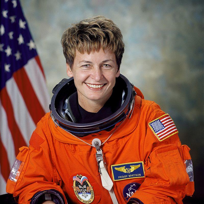 女太空人打破美國航天紀錄 特朗普通話表祝賀