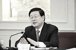 天津多名落馬官員是黃興國的「圈裏人」