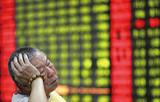 大陸股、債、商周一齊跌