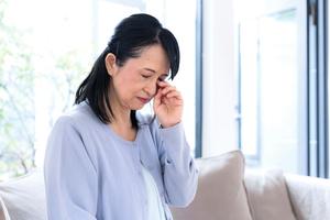 臀部膿瘍也可能影響視力