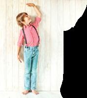 孩子未來多高?2個公式預測身高
