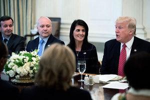 美駐聯合國大使:若北韓越禁區 將先發制人打擊