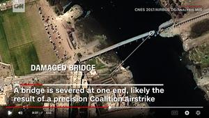 衛星圖像揭秘伊斯蘭國統治下的拉卡