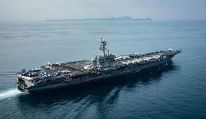 美參議員:美軍艦停靠台灣會成為法律