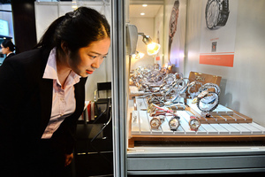 美奢侈品商家瞄準中國留學生