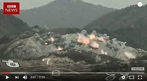 美韓聯合軍演火力全開 阿帕奇直昇機揚威