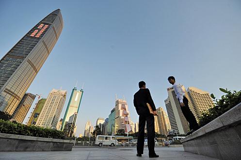過去10年,房地產市場一躍而起成為最有升值空間的市場。(ETER PARKS/AFP/Getty Images)