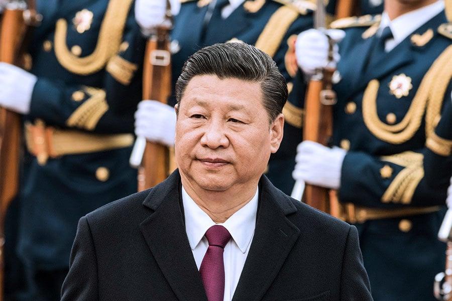 韓媒:習近平拒認金正恩是北韓領導人