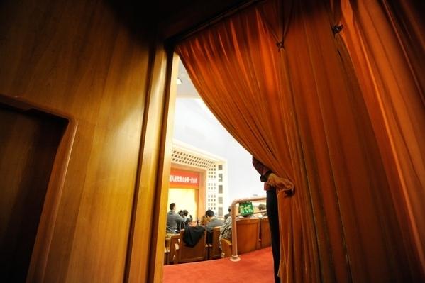 日前習近平主持中共政治局會議,審議了《關於巡視中央政法單位情況的專題報告》。有傳媒認為,政治局罕見審議政法系統的巡視報告,或顯示政法委出了問題。(Lintao Zhang/Getty Images)