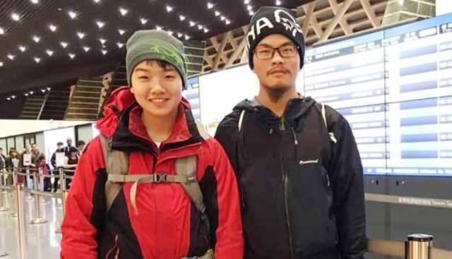 喜馬拉雅山受困四十七天獲救 梁聖岳出院即將回台