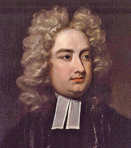 喬納森 斯威夫特(Jonathan Swift,1667 年- 1745年)英國及愛爾蘭作家(維基百 科)
