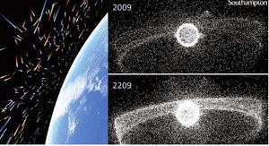 極速上網有代價太空撞擊增5成