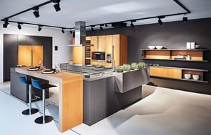 德國頂級廚房品牌博多寶 Poggenpohl