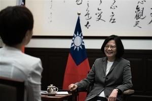 蔡英文專訪遭曲解 台外長:路透社致歉