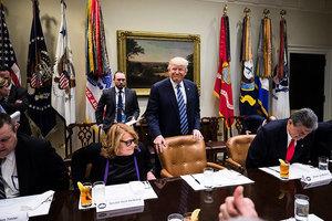 懷念過去 特朗普感嘆:當總統不易
