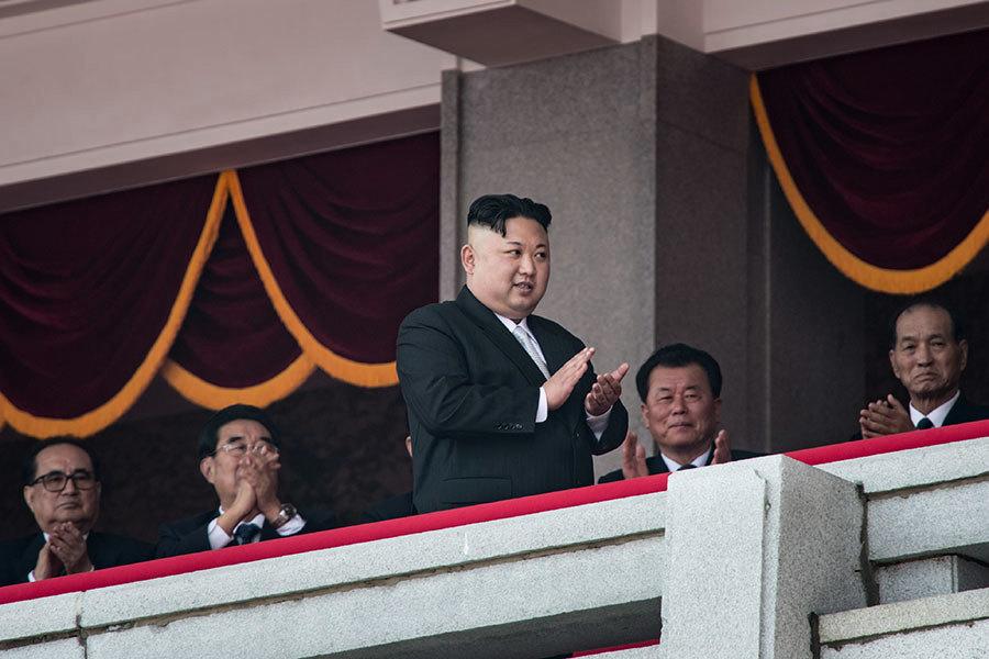 謝天奇:美國做好軍事準備 北京向北韓下通牒