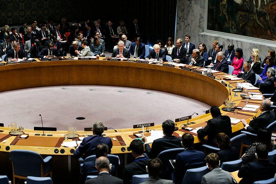 是戰是和?安理會激辯 美:朝核威脅是真的
