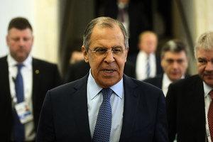 俄外長:已準備好與美合作處理敘利亞危機