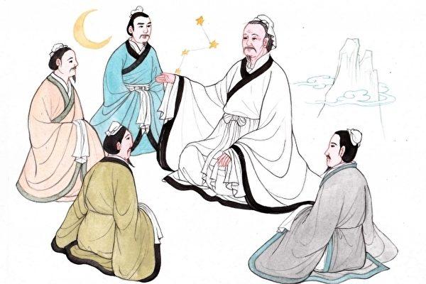 「尊師重道」是中華傳統文化的重要內涵之一,作為神州中土的智慧和美德,從古至今代代相傳。古時,把師並列在「天、地、君、親、師」的五尊之中,象徵著師者擁有崇高的位置。(大紀元)