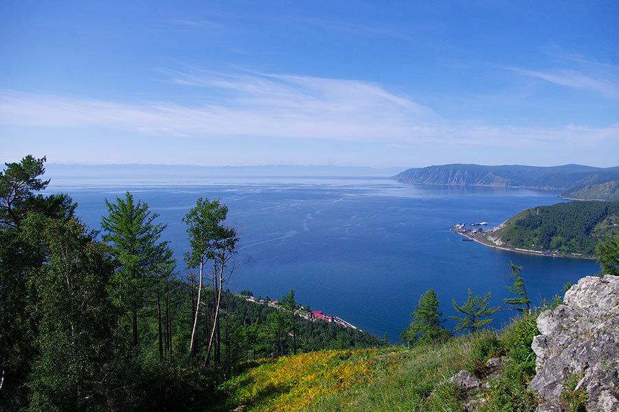 俄逾十五萬人簽名反對賣貝加爾湖水給中國
