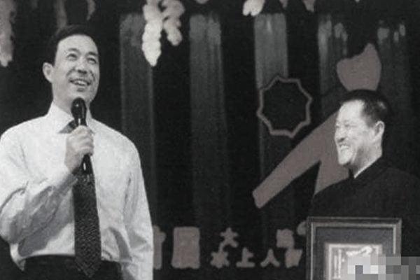 趙本山與薄熙來關係密切,他們曾多次合作。(網絡圖片)
