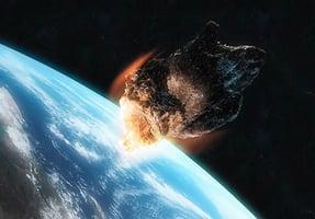 小行星若撞上地球 有哪七種可怕後果