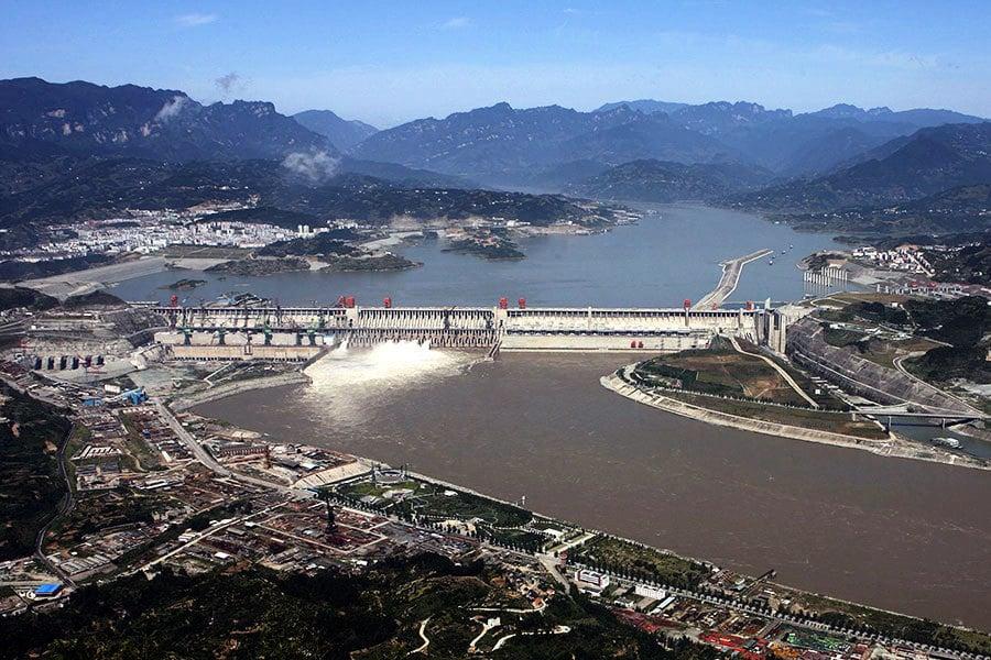 長江中上游等地汛期可能發生較大洪水