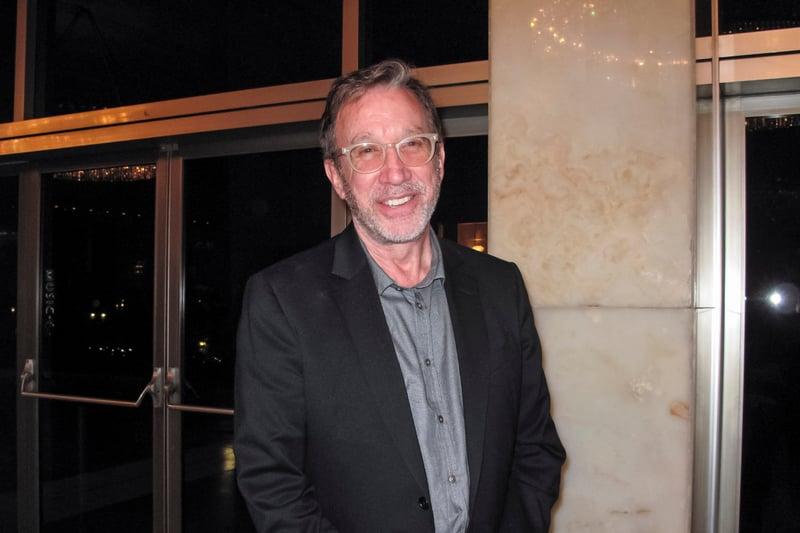 美國家喻戶曉的喜劇明星Tim Allen在觀看了神韻國際藝術團的演出後表示,「我很喜歡神韻節目中的幽默,因為這個品質是跨越文化的,喜劇就是喜劇,不管在哪個文化中。」(劉菲/大紀元)
