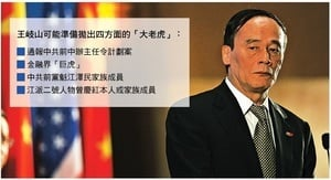 王岐山「隱身」中紀委高官頻出京