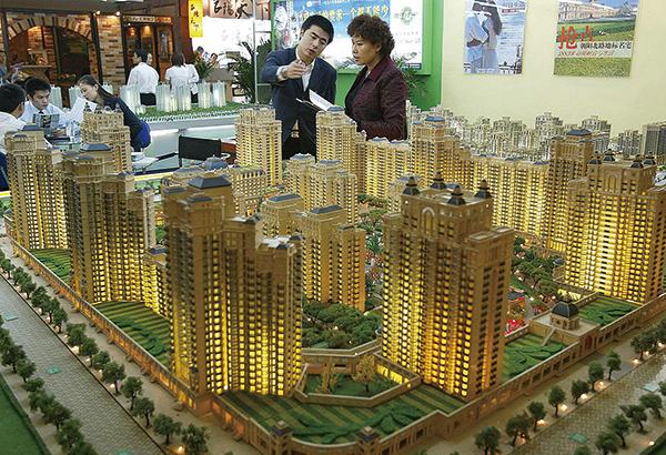 近日,大陸樓市調控新政中,對土地出讓中開發商自持的部份、商辦用地等細則的規定更加嚴格。(Getty images)
