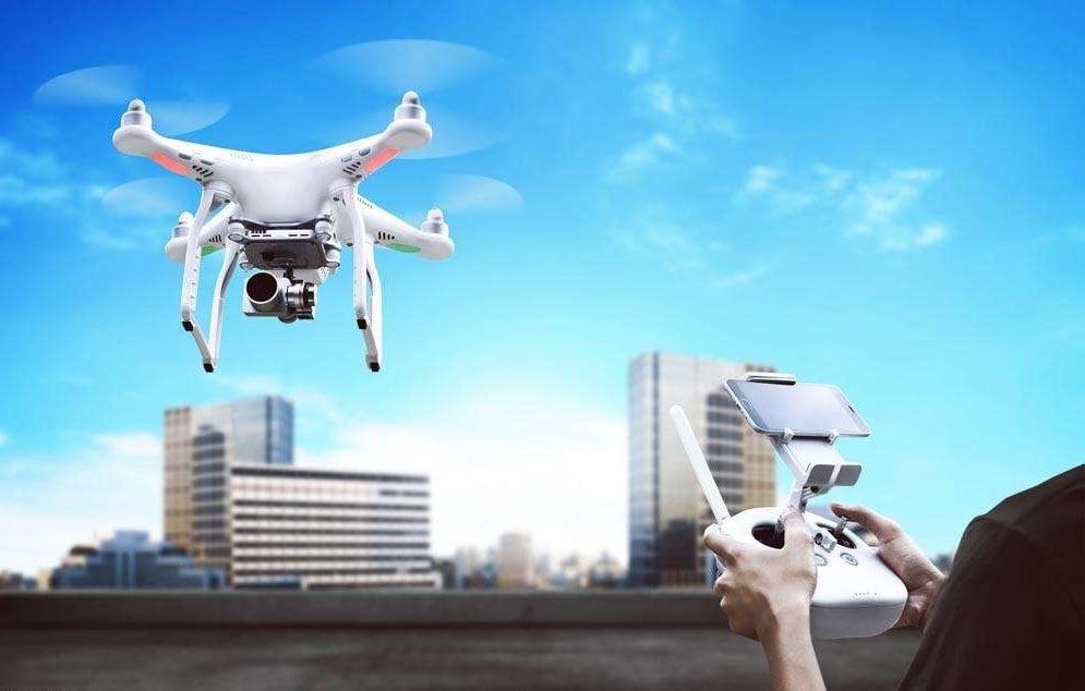 飛雲系統無人機(航拍機)示意圖。(飛雲飛行服務系統官方網站)
