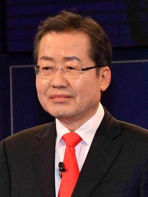 正黨議員大選前集體退黨 倒戈支持洪準杓