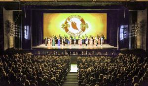 神韻法蘭克福首場 觀眾感悟「神定的秩序」