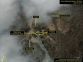 核試迫近?專家指北韓核基地活動異常