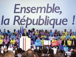 法國大選恐生變 近七成極左選民不投馬克宏