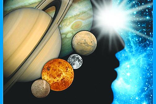 一名美國太空科學家提出,非常久遠以前,太陽系中可能存在擁有先進科技的外星人。(美國太空總署)