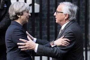 歐盟廿七國態度趨強硬 英國脫歐之路不平坦