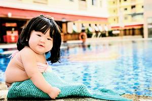 【圖片新聞】「小美人魚」Q萌爆表