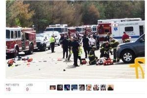 吉普車衝撞美麻省拍賣會人群 三死九傷