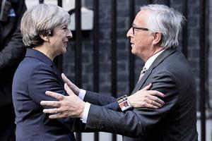 英國脫歐之路不平坦