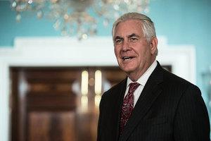 蒂勒森:為今後五十年 設定中美關係新起點