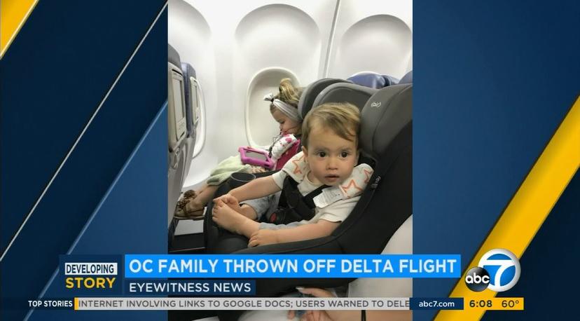 斯契爾的2名年幼孩子。(ABC新聞視像擷圖)