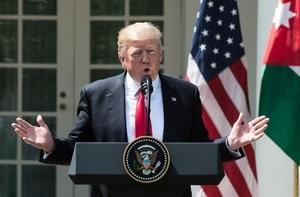 特朗普本月將首次出國訪問 先去中東兩國