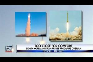 邪惡軸心 北韓伊朗秘密分享導彈技術