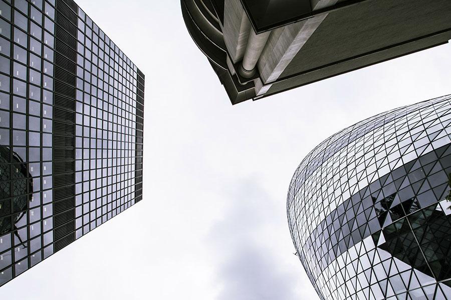 高盛投資銀行對英國脫歐發出嚴厲警告,英國金融業將停滯不前,倫敦會失去金融中心地位。(Pixabay)
