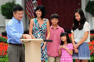 駱家輝被曝已離婚兩年 法庭文件證實