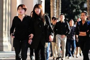 中國留學生揮不去的夢魘 中共監視如影隨形