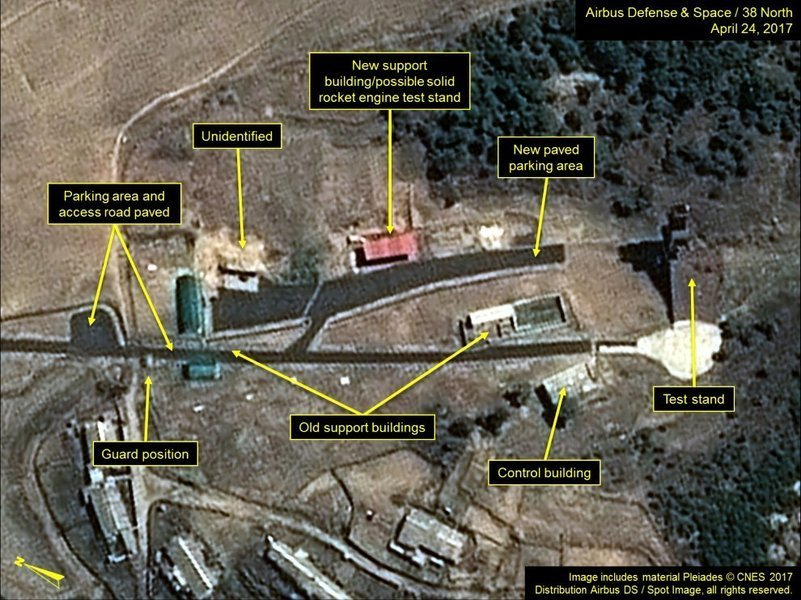 聯合國:北韓準備進行第六次核試驗