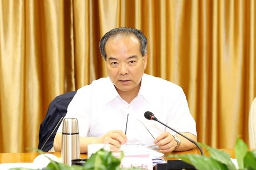 與5年前相比,中共廣東常委僅常務副省長林少春(5年前是省委秘書長)一人留任,他也是現任常委中唯一的本土官員。(網絡圖片)