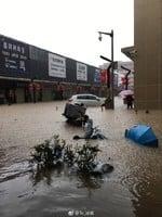 暴雨襲廣州致172房屋倒塌 近七千人撤離